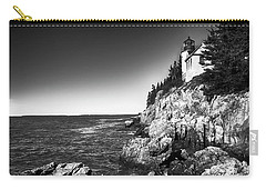 Bass Harbor Head Lighthouse Carry-all Pouch