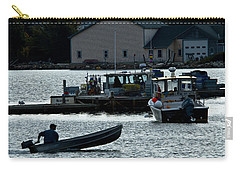 Bass Harbor Lobsterman Skif Carry-all Pouch