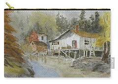 Bass Harbor Retreat Carry-all Pouch