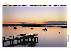 Bass River Before Sunrise Carry-all Pouch