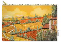 Bassa Toscana Carry-all Pouch