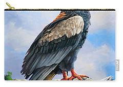 Bateleur Eagle Carry-all Pouch