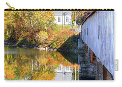 Bath Covered Bridge Carry-all Pouch