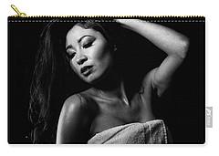 Bathe Noir Carry-all Pouch