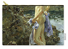 Bathing Group Of 1914 Carry-all Pouch