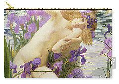 Bathing Nymphs Carry-all Pouch by Gaston Bussiere