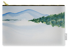 Bathurst Harbour Reflections Carry-all Pouch