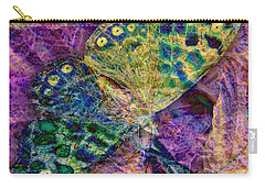 Batik Butterfly Carry-all Pouch