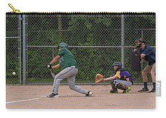 Batting II Carry-all Pouch by James Meyer