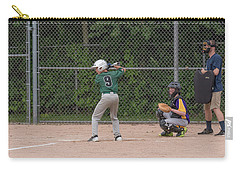 Batting IIi Carry-all Pouch by James Meyer