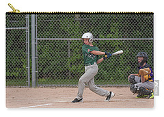Batting Iv Carry-all Pouch by James Meyer
