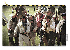 Battle Of San Jacinto Carry-all Pouch