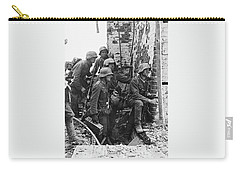 Battle Of Stalingrad  Nazi Infantry Street Fighting 1942 Carry-all Pouch