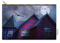 Battle Street West Carry-all Pouch by Theresa Tahara