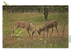 Battling Whitetails 0102 Carry-all Pouch