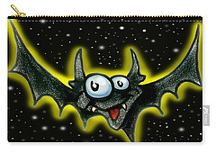 Batty Carry-all Pouch