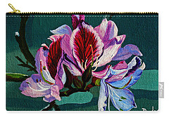 Bauhinia Beauty Carry-all Pouch