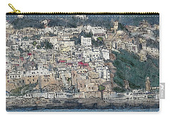 Bay Of Tangier Carry-all Pouch