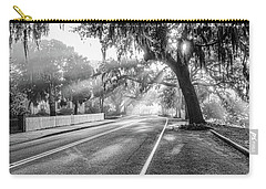 Bay Street Rays Carry-all Pouch by Scott Hansen