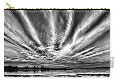 Bayfarm Island Sunrise Carry-all Pouch