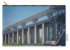 Bayonne Bridge Raising #5 Carry-all Pouch