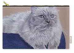 Bayou - Portrait Of A Himalayan Carry-all Pouch