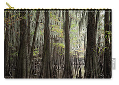 Bayou Trees Carry-all Pouch