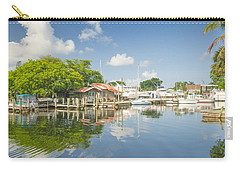 Bayshore Fish Shack Carry-all Pouch