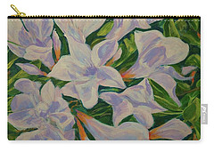 Bayside Oleander Carry-all Pouch
