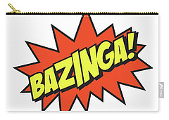 Bazinga  Carry-all Pouch