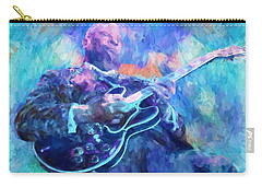 Bb King Carry-all Pouch by Dan Sproul