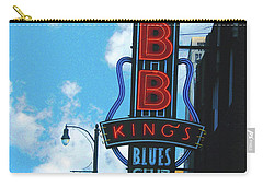 Bb Kings Carry-all Pouch