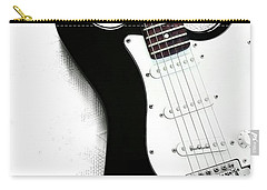 Electric Guitar Carry-all Pouch by Sofia Furniel