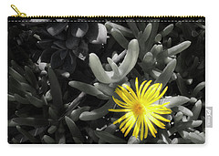 Carry-all Pouch featuring the photograph Be Different by Lynn Geoffroy