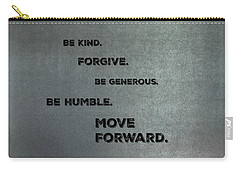 Be Kind #2 Carry-all Pouch