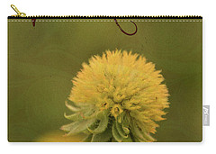 Be Kind To One Another Carry-all Pouch by Trish Tritz