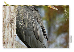 Be The Tree Carry-all Pouch by Lamarre Labadie
