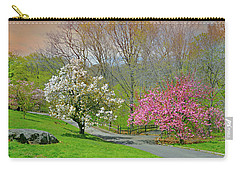 Carry-all Pouch featuring the photograph Be True To Yourself by Diana Angstadt