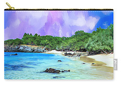 Beach 69 Big Island Carry-all Pouch