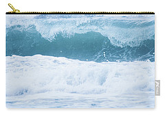 Carry-all Pouch featuring the photograph Beach Beauty by Parker Cunningham