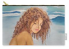 Beach Beauty Carry-all Pouch