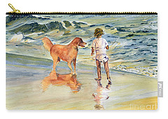 Beach Buddies Carry-all Pouch