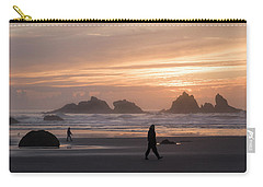 Beach Combers  Carry-all Pouch