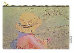 Beach Day Carry-all Pouch by Aliceann Carlton
