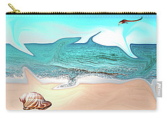 Beach Dream Carry-all Pouch