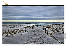 Beach Entry Carry-all Pouch by Paul Ward