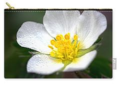 Beach Flower Carry-all Pouch