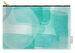 Beach Glass- Abstract Art By Linda Woods Carry-all Pouch
