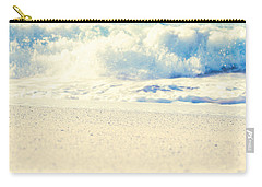 Carry-all Pouch featuring the photograph Beach Gold by Sharon Mau