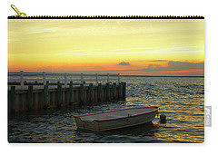 Beach Haven Sunset Carry-all Pouch